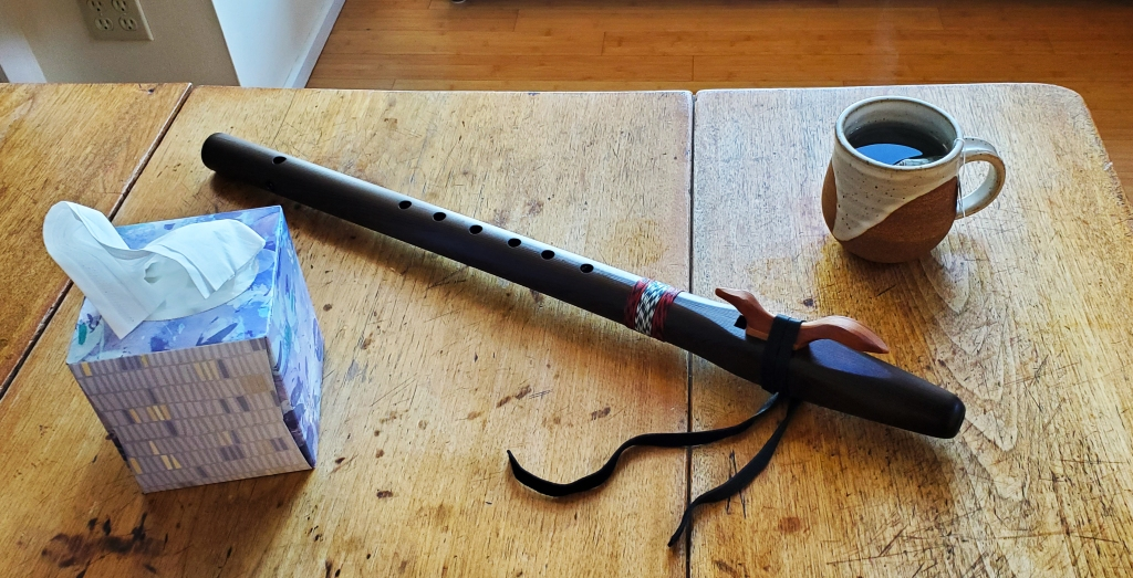 Stellar Flutes - www.stellarflutes.com A guide to improvising on the Native American style flute.